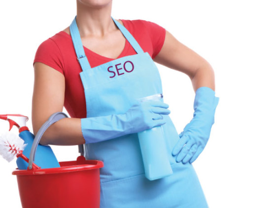 Spring Cleaning SEO | Panoptic Marketing