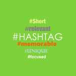 Using Hashtag to Optimize Your Social Media Marketing Campaigns