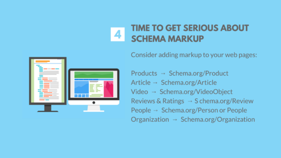 Time to get serious about schema markup