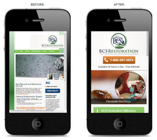 Mobile Websites by Panoptic Online Marketing
