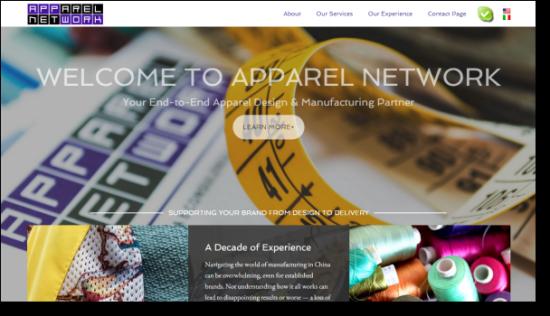 Apparel Network Online