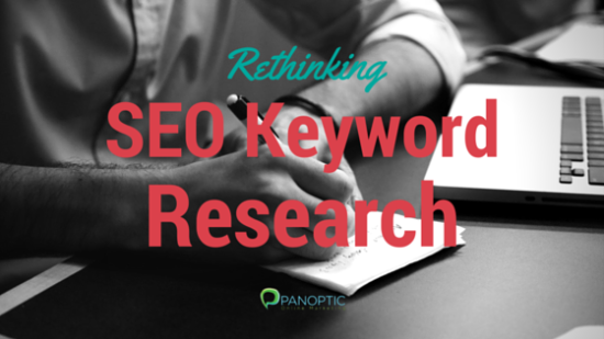 Rethinking SEO Keyword Research