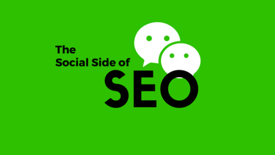 Social side of SEO