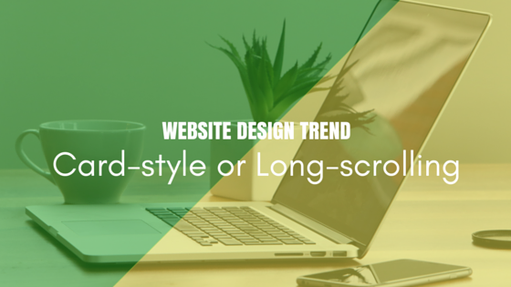 Website Design Trend