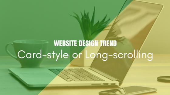Website Design Trend